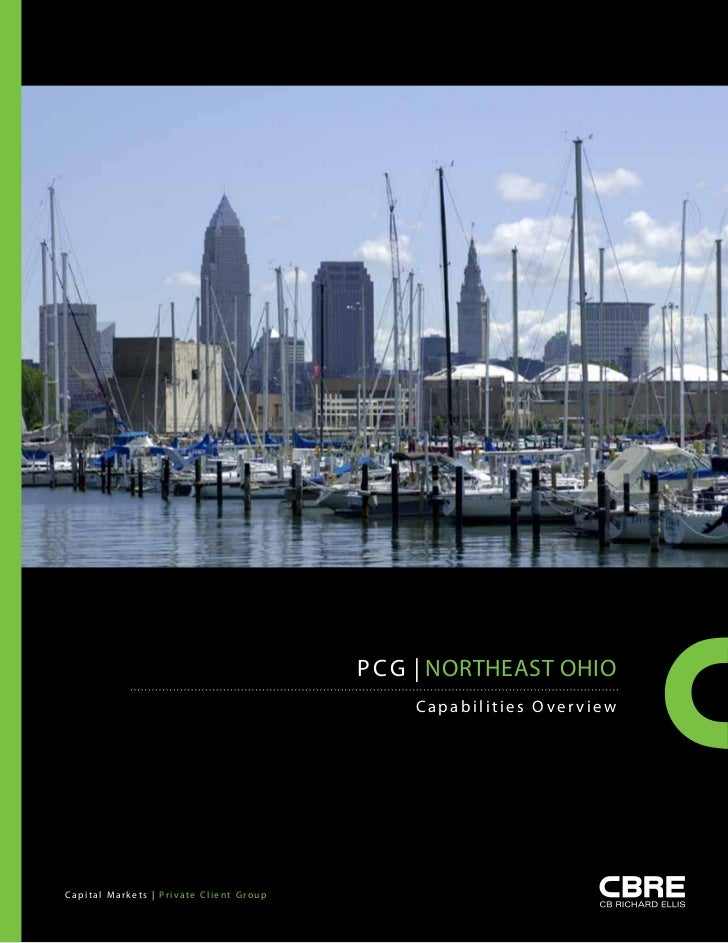 PCG Northeast Ohio Capabilities Overview Brochure