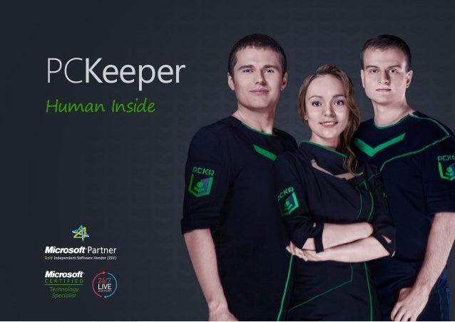 PCKeeper Human Inside