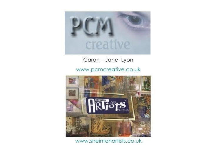 PCM at Sneinton Business Forum