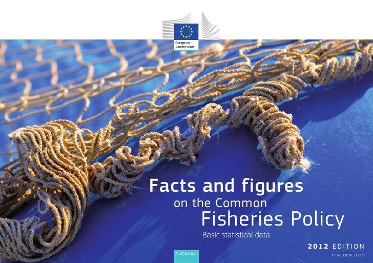 Facts and figures Fisheries Europe 2012
