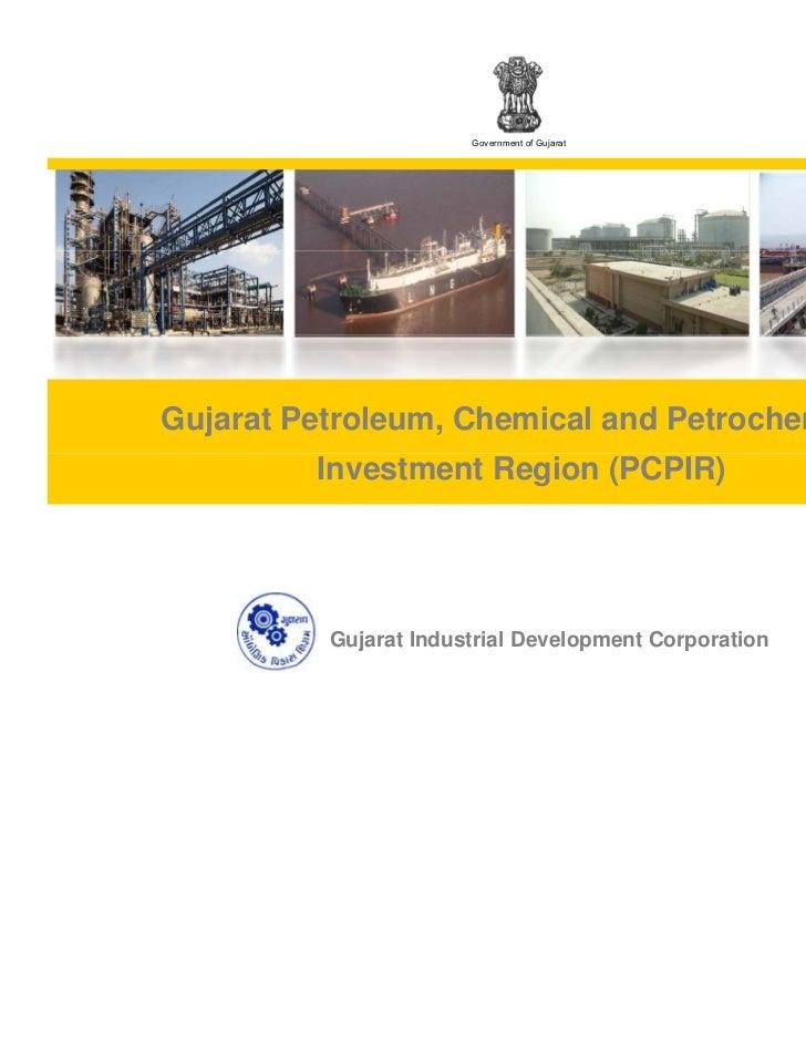 Gujarat Petroleum, Chemical and Petrochemical Investment Region (PCPIR)
