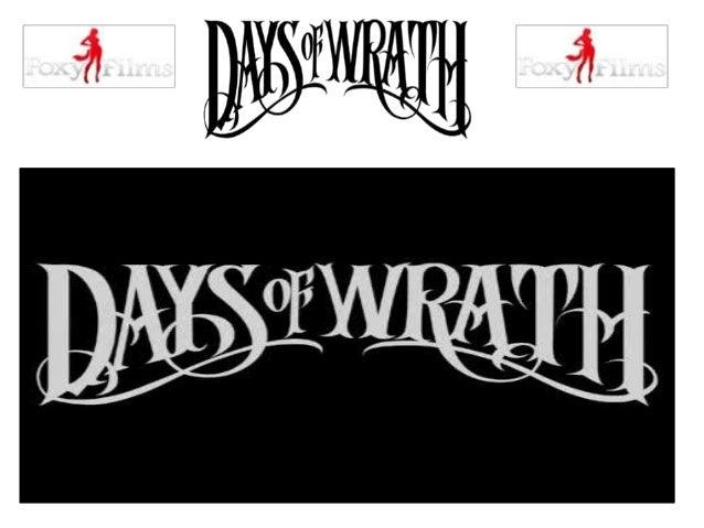 www.DaysofWrath.comP&A (PRINTS & ADVERTISING)  INVESTMENT PROPOSALCelia Fox Entertainment LLC8307 Grandview Drive, West   ...