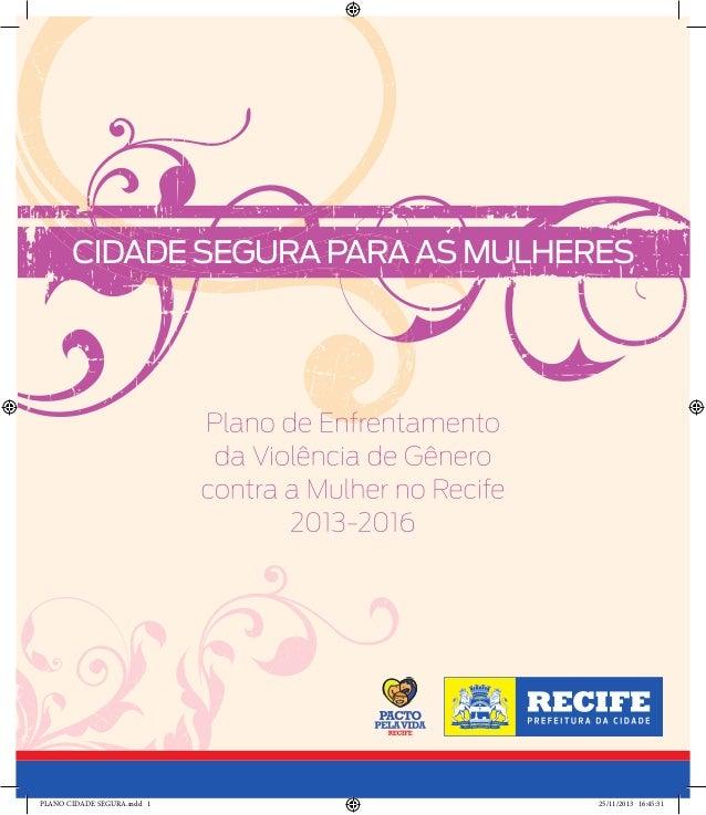 PCR - Plano Cidade Segura
