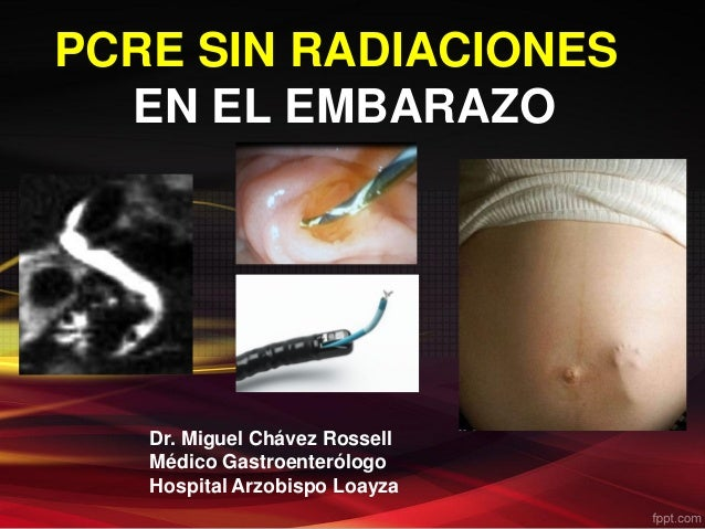 Pcre embarazo.miguel chavez rossell