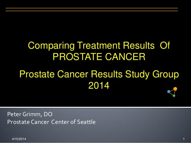 Gay support group prostate cancer seattle
