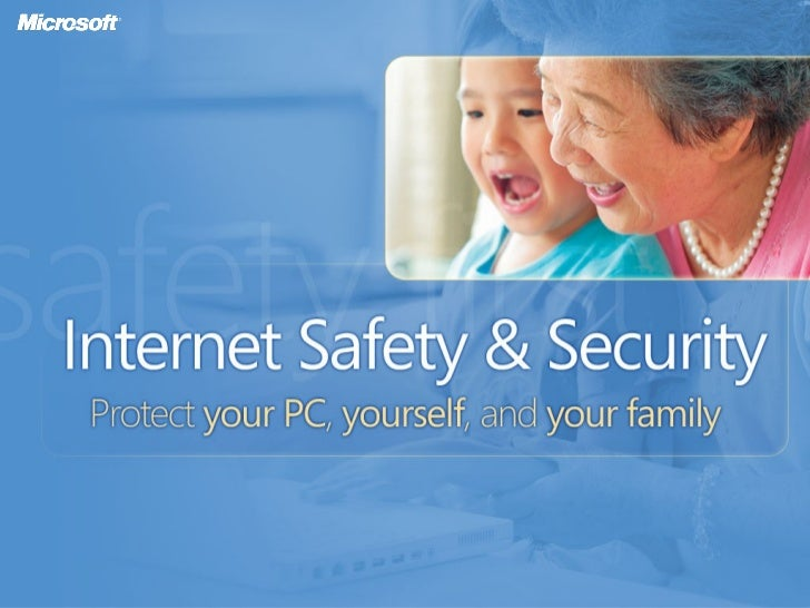 Pc security and_safety