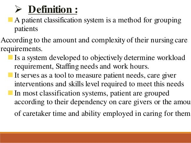 classification essay about people