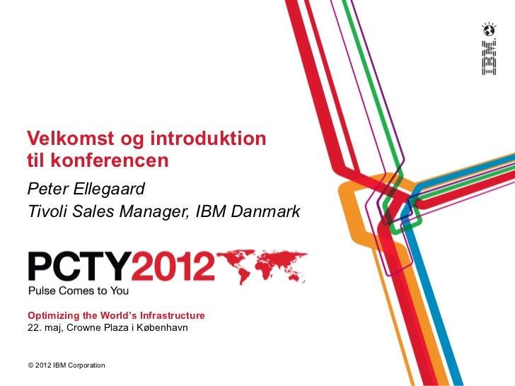 PCTY 2012 keynote præsentation