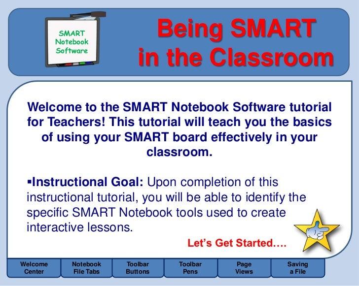 SMART           SMART          Notebook          Notebook          Software                               Being SMART     ...