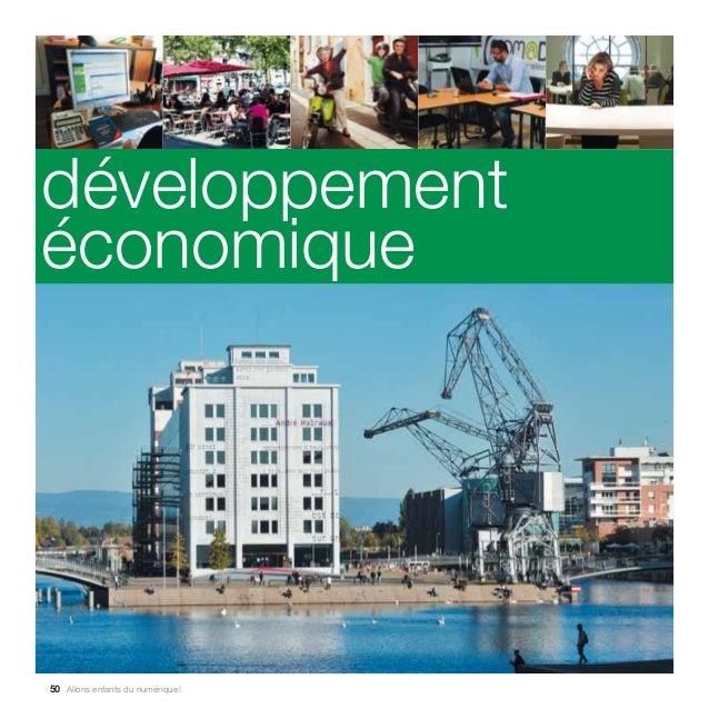Tome 8 : développement économique