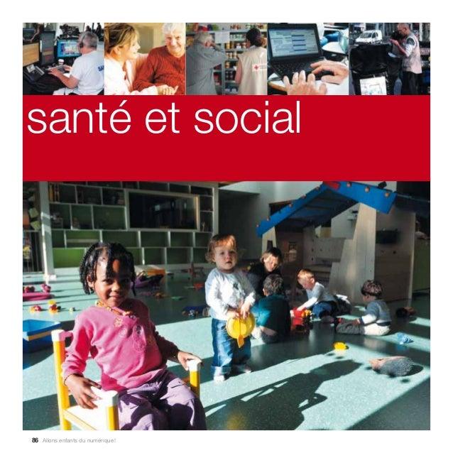 santé et social86 Allons enfants du numérique!