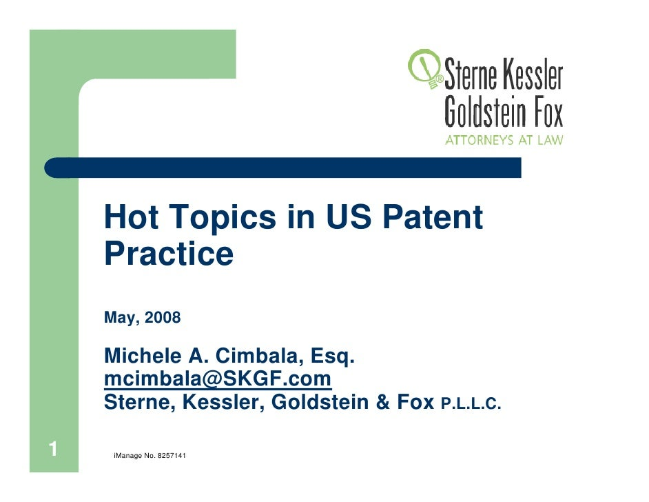 SKGF_Presentation_Hot Topics in US Patent Practice-08