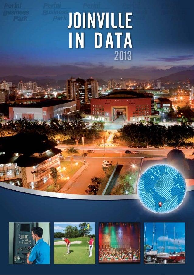 Joinville em Dados 2013 [inglês]