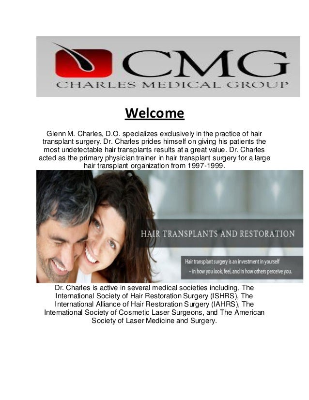 Charles Medical Group: Eyebrow Transplants Surgery in Boca Raton