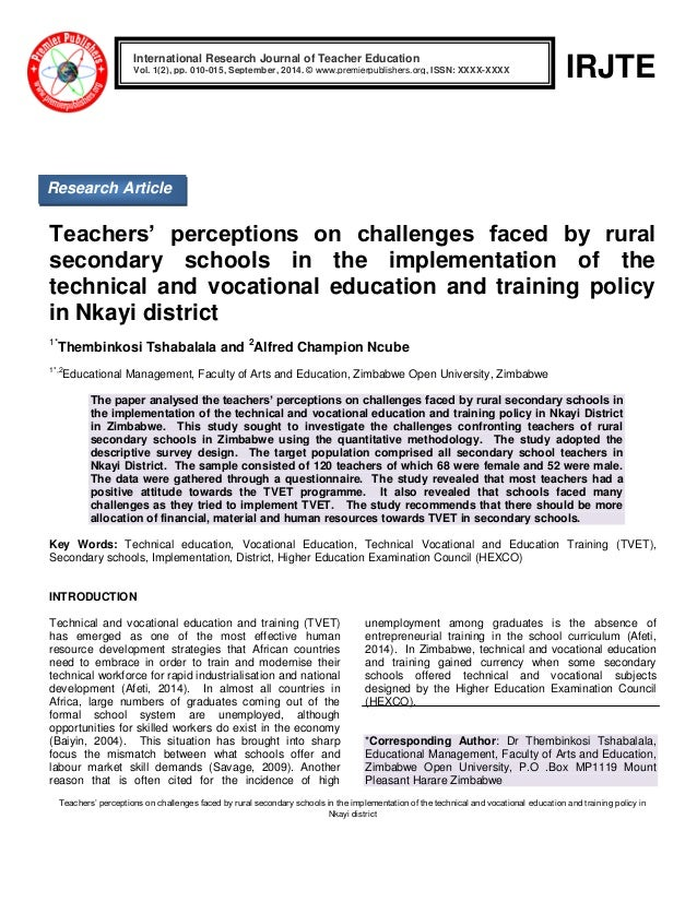 5 Unique Challenges of Special Education in Rural Areas