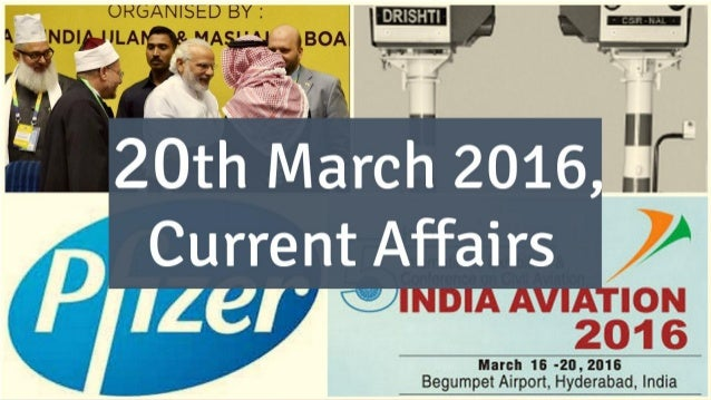 Current Affairs - Suggestions required.?