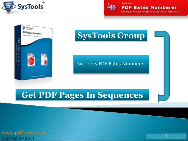 bates numbering pdf Software - Free Download bates ...
