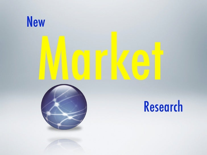 New    Market       Research
