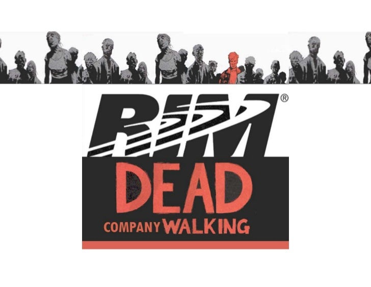 Research In Motion: Dead Company Walking