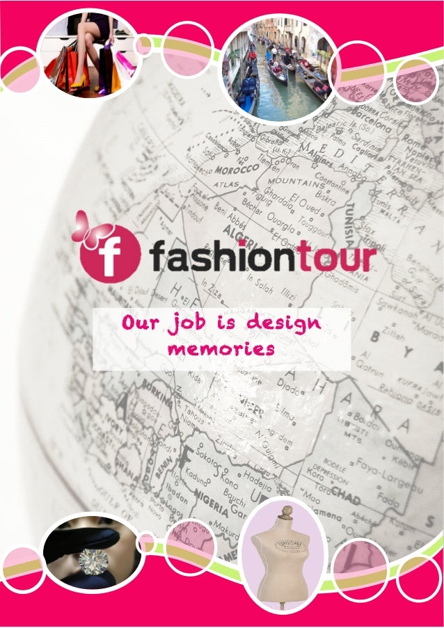 Fashion Tour for your customized Italy tours