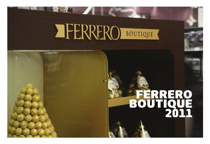 FERREROBOUTIQUE     2011