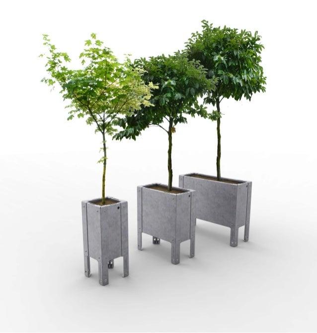 Mesas de Cultivo. Huerto Urbano