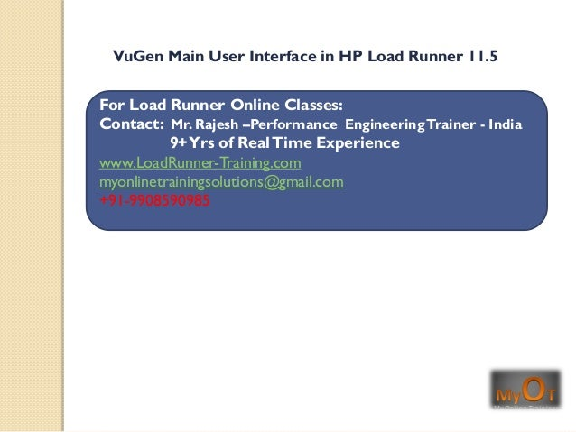 PDF_hp load runner 11.5 vugen main user interface