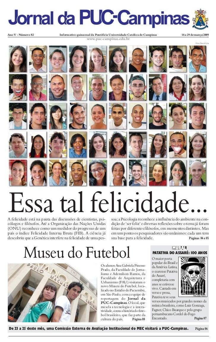Jornal da PUC-Campinas_março2009