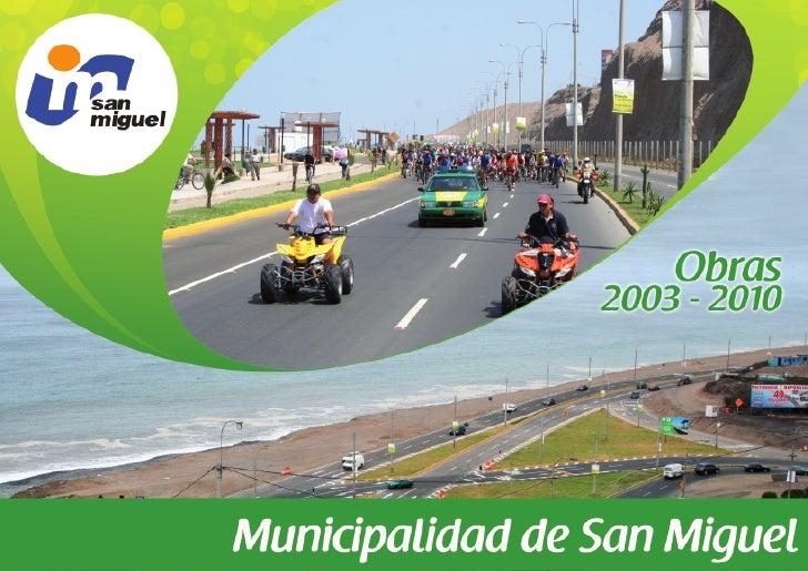 Memoria de Gestión 2003 - 2010