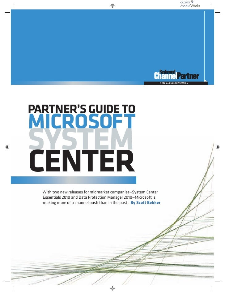 Partners Guide - System Center