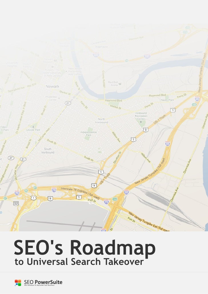 SEOs Roadmap to Universal Search Takeover