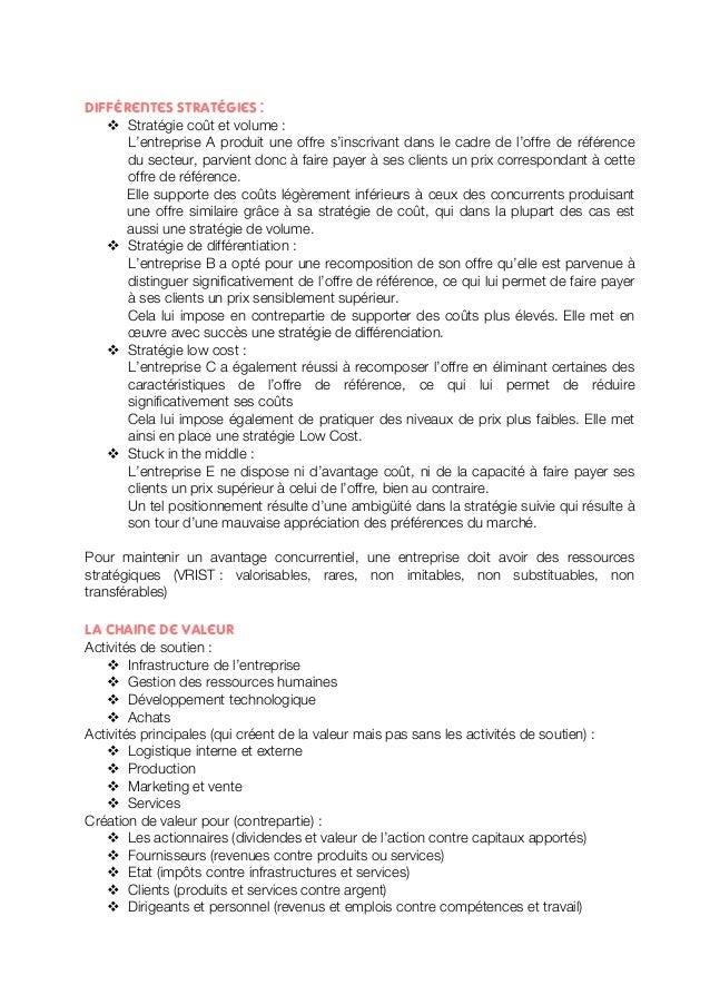 adelaiderichard pdf stratgie d entreprise