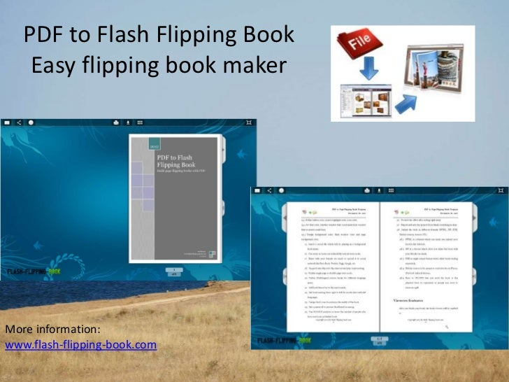 PDF to Flash Flipping Book    Easy flipping book makerMore information:www.flash-flipping-book.com