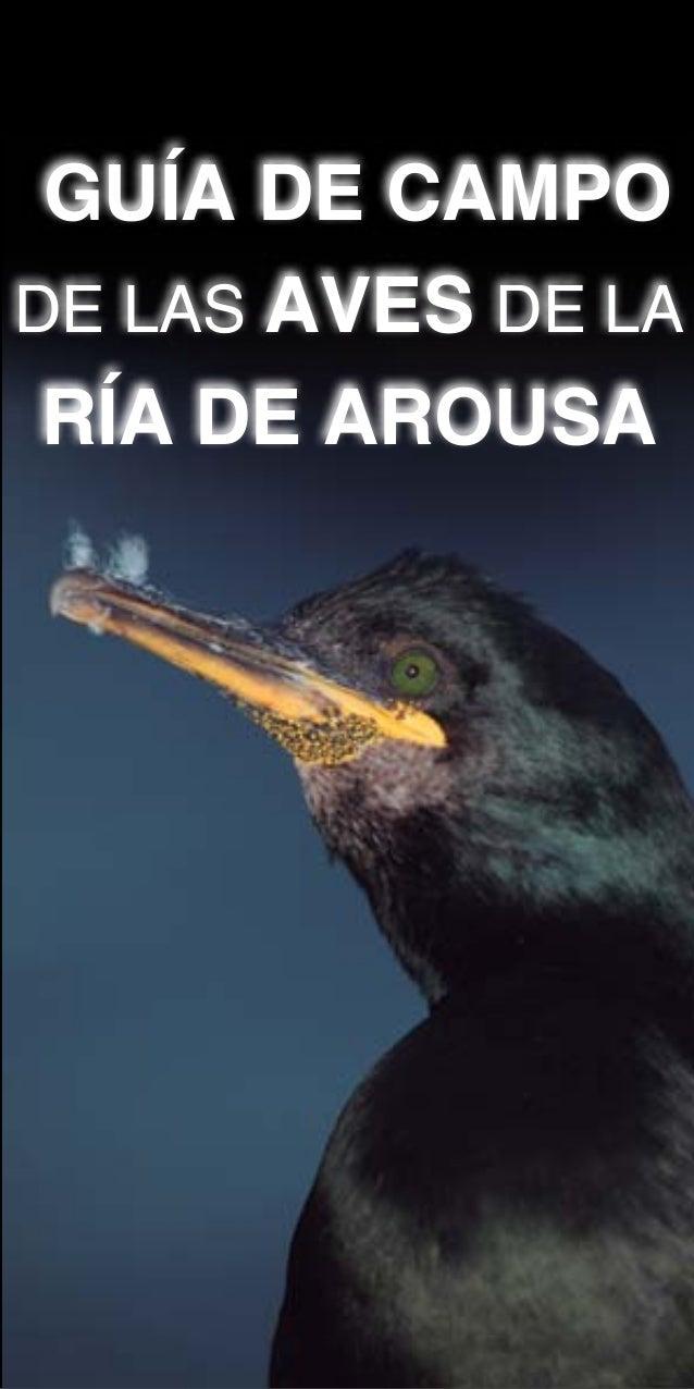 Guía de las aves de la Ría de Arousa