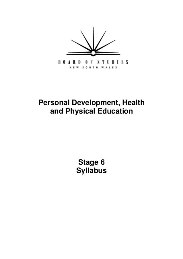 Pdhpe st6-syl-from2010