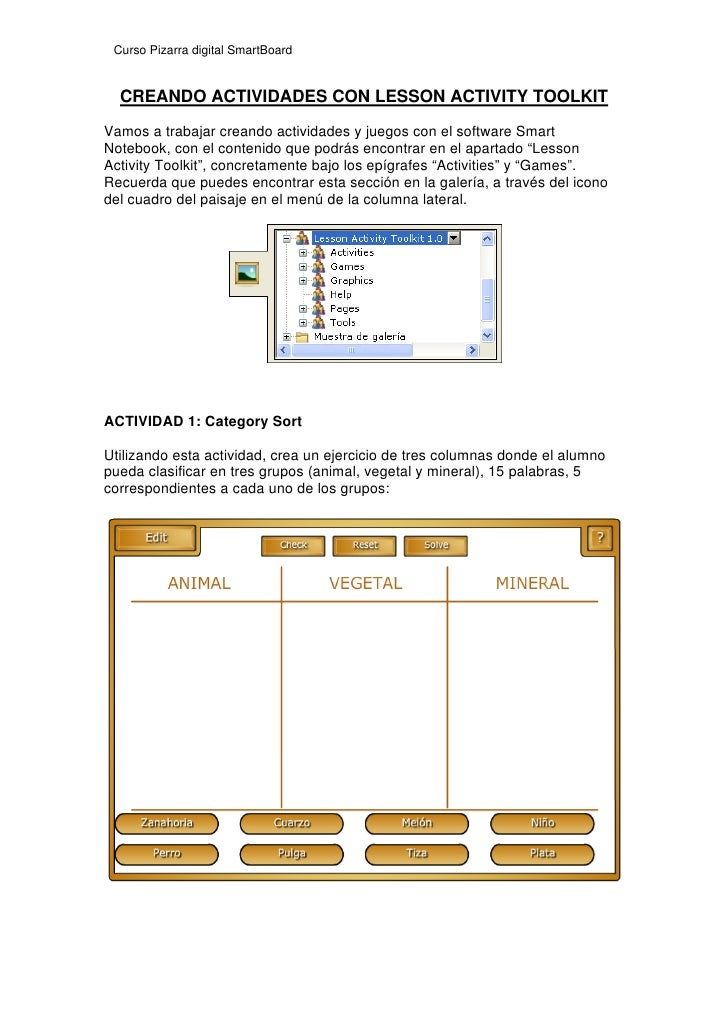 Pdi   sesion 3 - lesson activity tools-ejercicios