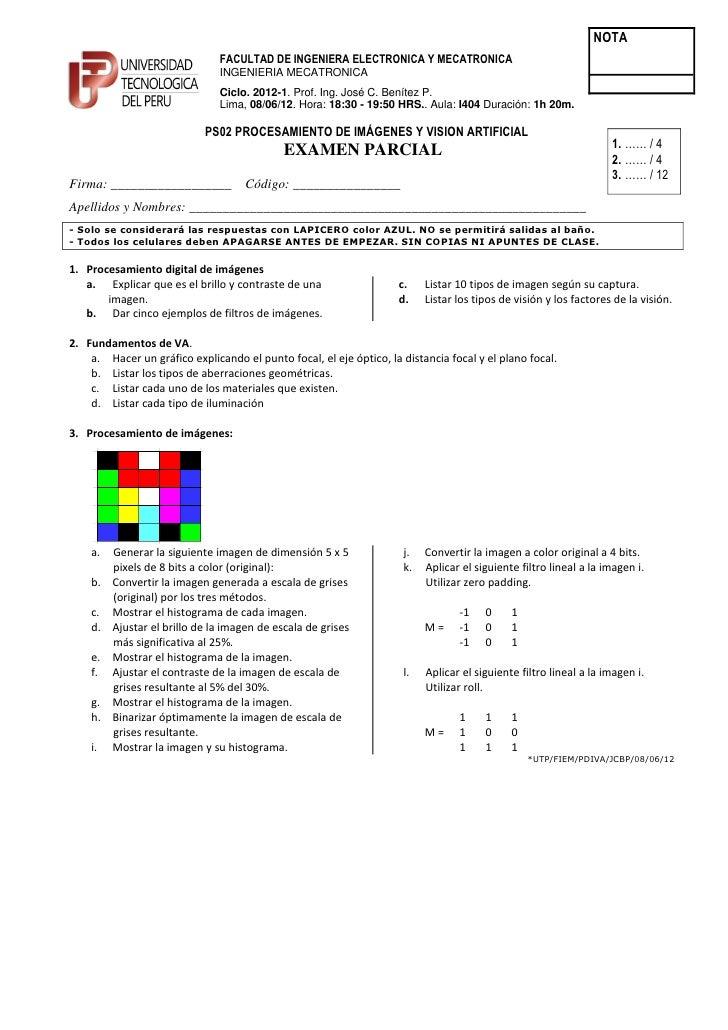 Pdiva 2012 1 examen parcial