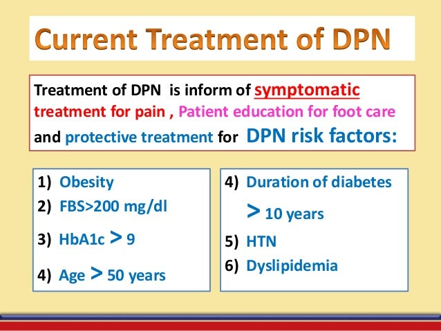 distal symmetrical neuropathy dpn A study by jende et al indicated that in patients with type 1 diabetes, the predominant nerve lesions of distal symmetrical diabetic neuropathy develop in relation to poor glycemic control and nerve conduction loss, while in type 2 diabetes.