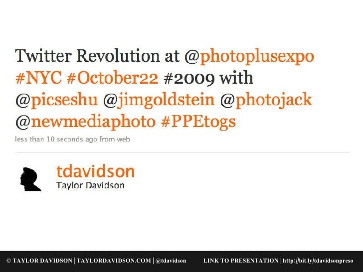 How to use Twitter to market your photography