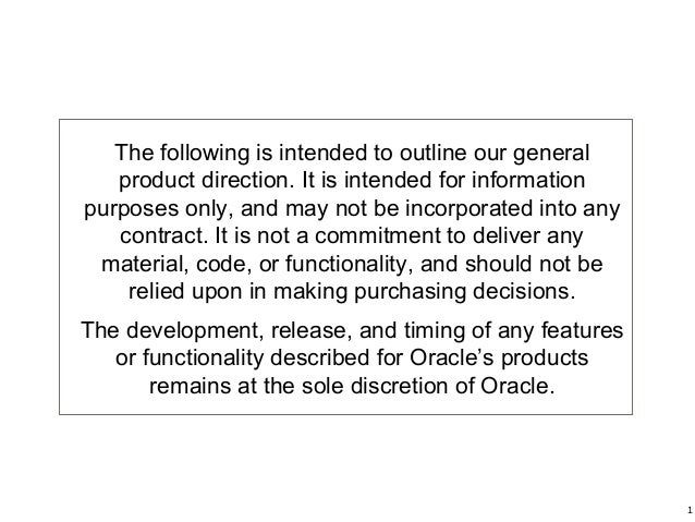 Oracle ExaLogic Overview