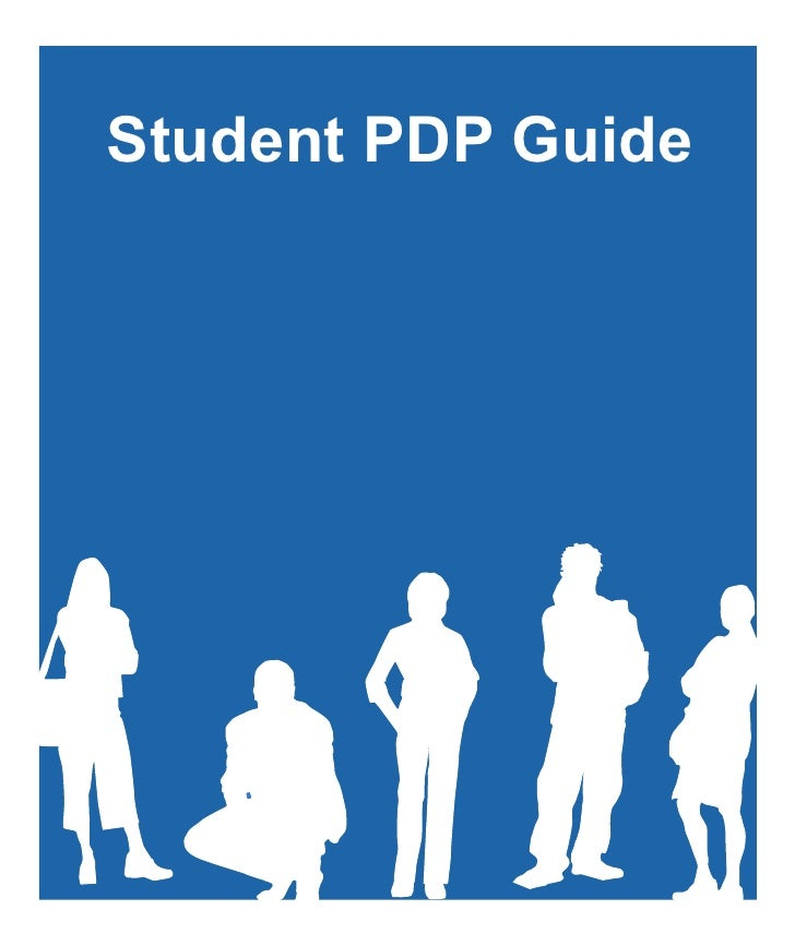 Student PDP Guide