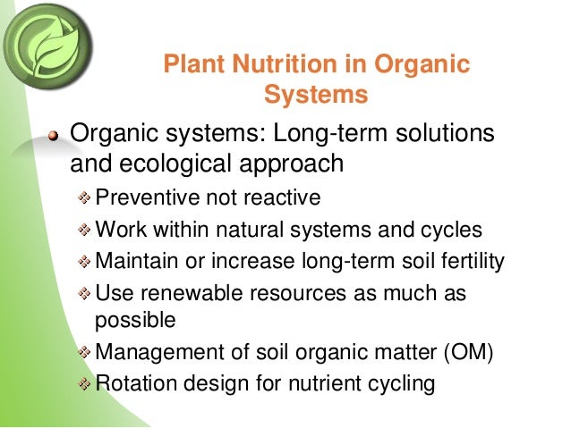 Organic fertilizers for Mineral soil vs organic soil