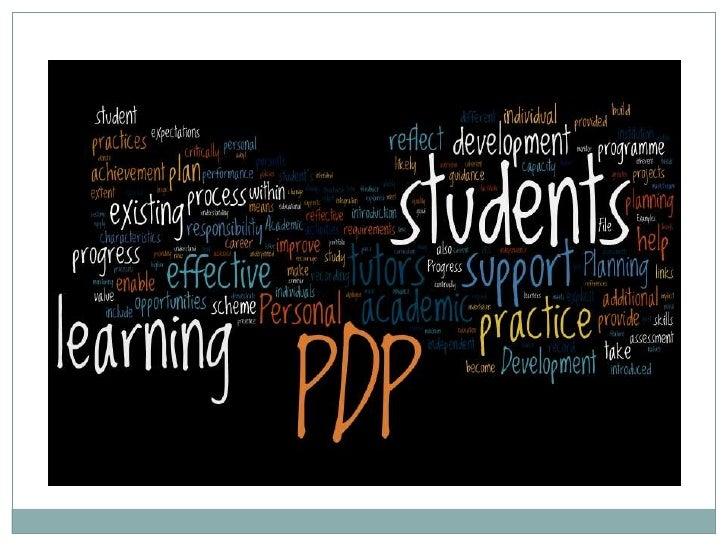 PDP PebblePad Presentation 2010