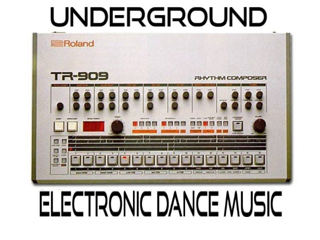 ELECTRONIC DANCE MUSIC began to first get noticed in the late 70sand early 80s, when DISCO started to introduce the use of...