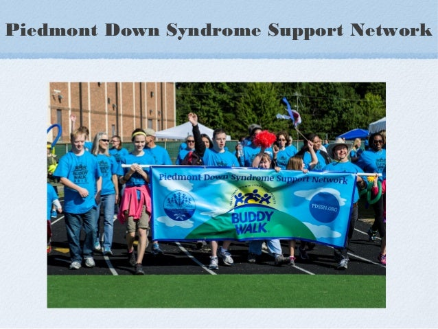 Piedmont Down Syndrome Support Network