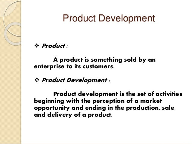 how to become a product developer