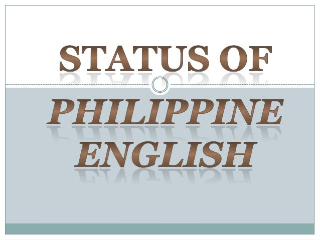 status of the philippine education 45 stating the obvious: the state of the philippine education sector demand for teachers in other countries forced our teachers to work abroad, specifically the united states, china, japan and middle.
