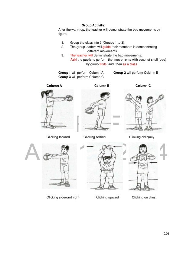 Grade 3 PE Teachers Guide