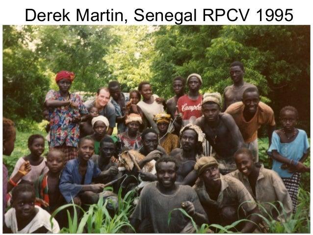 Derek Martin, Senegal RPCV 1995