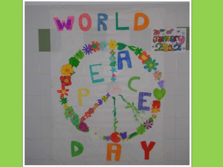 Peace day 2012